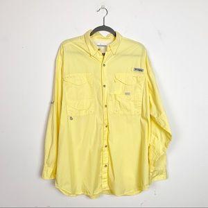 Columbia PFG Vented Fishing Shirt Long Sleeve